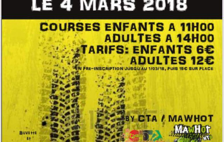 1er DUATHLON CROSS DE BOULZICOURT