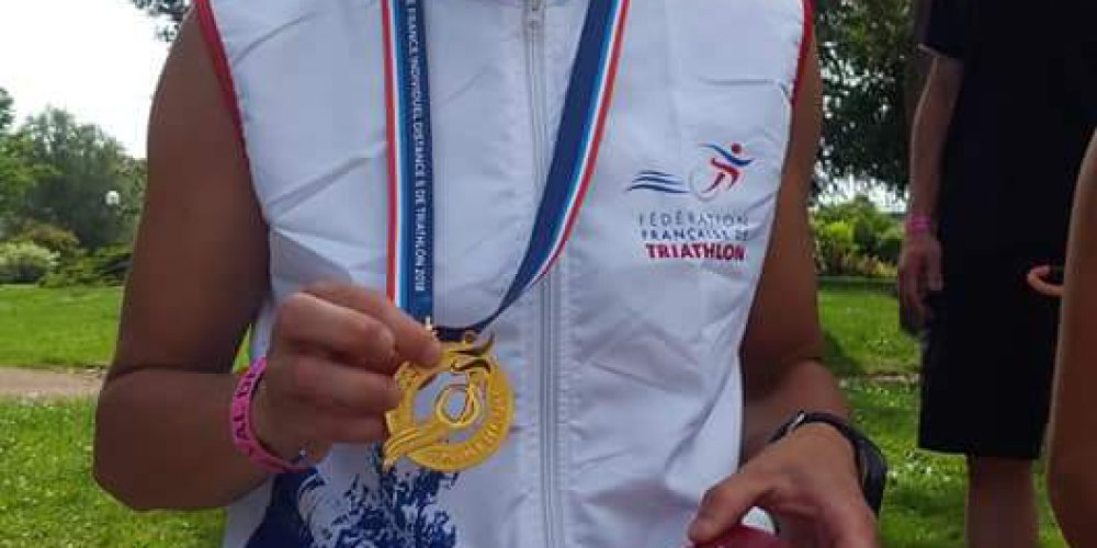 CHAMPIONNAT DE FRANCE DE TRIATHLON VAL DE GRAY