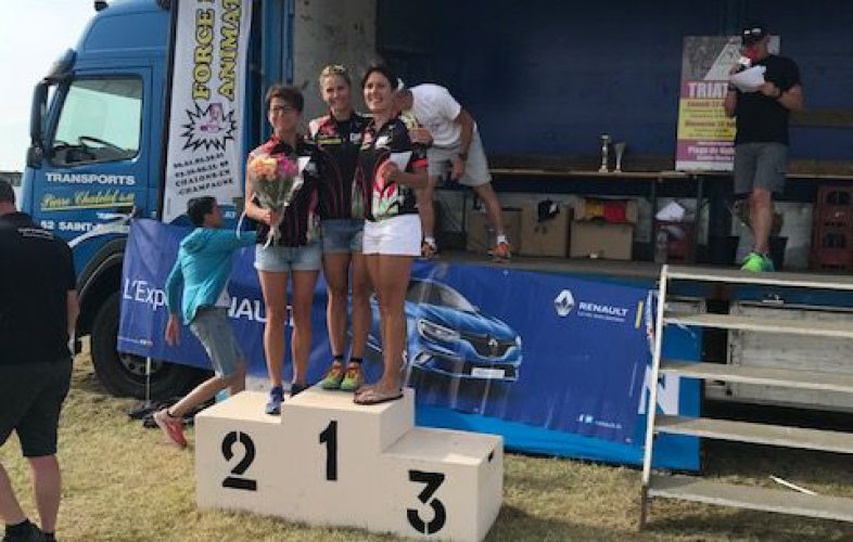 TRIATHLON LAC DU DER 2018 - VITRY LE FRANCOIS