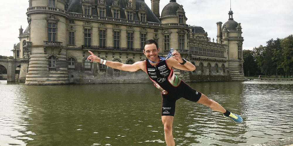TRIATHLON DE CHANTILLY 2018